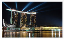 Limousine Transfer to Marina Bay Sands