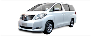 Toyota Alphard Limo Services